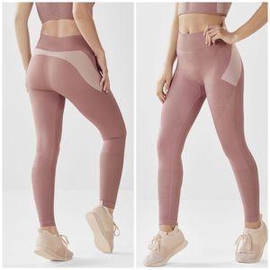 Fabletics Demi Lavato seamless high rise leggings